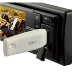 DVD Player Automotivo Ícone DV1307 Tela 3''- Rádio AM/FM, Entradas USB, SD, AUX e P/câmera de Ré