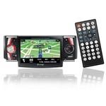 Dvd Player Automotivo Multilaser Mirage com Gps - Tela 4.3 Touch Screen - Usb e Aux