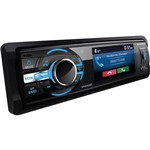 Dvd Player Automotivo Positron Sp4340bt 3 Polegadas 1 Din Bluetooth Usb Aux
