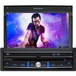"""DVD Player Automotivo Pósitron SP6300AV Tela 7"""" - 1 Par de Saída RCA, Entradas USB, AUX e P/câmera de Ré"""