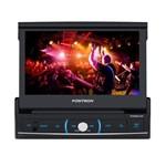 Dvd Player Automotivo Positron Sp6520 Link Retratil Tv Bluetooth Mirror