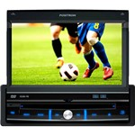 "Dvd Player Automotivo Positron SP6700DTV Tela 7"" - TV Digital, Entradas USB, Micro SD, AUX e P/câmera de Ré"