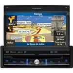 "DVD Player Automotivo Pósitron SP6900NAV Tela 7"" Tv Digital USB Entrada Auxiliar Micro SD Bluetooth e GPS"