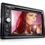 "DVD Player Automotivo SP8550DTV LCD 6,2"" Bluetooth, TV Digital - Pósitron"