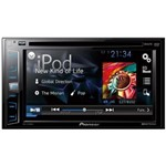 DVD Player Pioneer Tela de 6.2 - AVH-X1750DVD