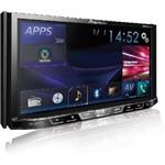 Dvd Player Tela 7 Polegadas 2-din Avh-x5880tv, Tv Digital, Usb, Bluetooth