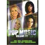 Dvd Pop Music Vol. 5