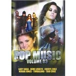 Dvd Pop Music Volume 3