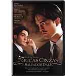 DVD Poucas Cinzas - Salvador Dalí
