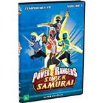 DVD - Power Rangers Super Samurai - Temporada 19 - Vol. 1 (1 Disco)