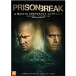 DVD - Prison Break: a Quinta Temporada Completa