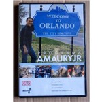 Dvd Programa Amaury Jr- Welcome To Orlando