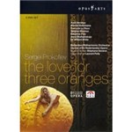 DVD Prokofiev - The Love For Three Oranges (Importado)