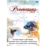 DVD Promessas 2012