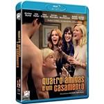 DVD - Quatro Amigas e um Casamento