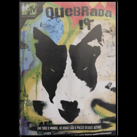 DVD Quebrada 19