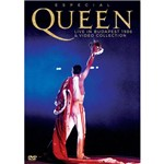 DVD Queen Especial Budapest 1986, Video Collection