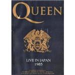 Dvd Queen Live In Japan 1985