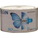 DVD-R Elgin - 50 Unidades