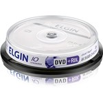DVD+R Elgin 8,5GB/240min 8x (Dual Layer) (Cake C/ 10)