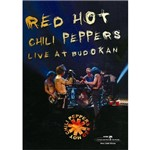 Dvd Red Hot Chili Peppers - Live At Budokan