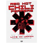 DVD Red Hot Chili Peppers - Live In Japan