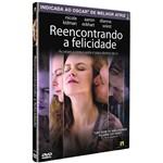 DVD Reencontrando a Felicidade