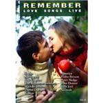 Dvd Remember Love Songs Live Edição 3