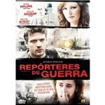 DVD Repórteres de Guerra