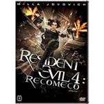 DVD Resident Evil 4: Recomeço