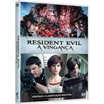 DVD - Resident Evil: a Vingança