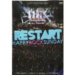Dvd Restart Happy Rock Sunday