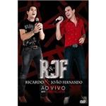 DVD Ricardo & João Fernando - ao Vivo em Americana
