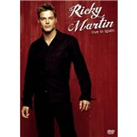 DVD Ricky Martin - Live In Spain