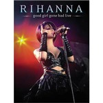 DVD Rihanna - Good Girl Gone Bad: Live (MusicPac)