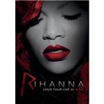 DVD Rihanna: Loud Tour Live At The 02