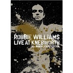 DVD Robbie Williams - Live At Kenbworth (DVD Duplo)