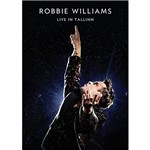 DVD - Robbie Williams: Live In Tallinn