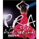 DVD Roberta Sá - Pra se Ter Alegria (Ao Vivo)