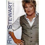Dvd Rod Stewart - Live At Wembley 1976