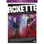 DVD Roxette - Live In Sidney Austrália