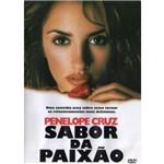 Dvd Sabor da Paixão (rgm)