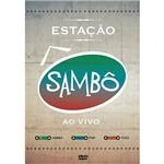 DVD Sambô: Estação Sambô (Ao Vivo)