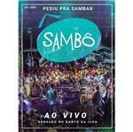 DVD Sambô - Pediu Pra Sambar, Sambô: ao Vivo (DVD + CD)