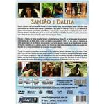 Dvd Sansão e Dalila