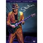 DVD Santana - In Concert