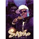 DVD - Sapão: Sapão Original - ao Vivo