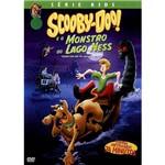 DVD Scooby-Doo e o Monstro do Lago Ness