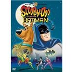 DVD Scooby-Doo Encontra Batman