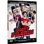 DVD - Scott Pilgrim Contra o Mundo